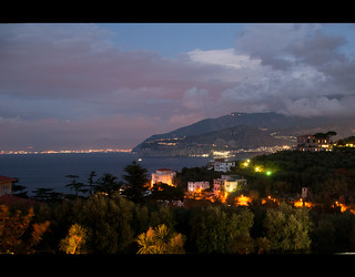 Sorrento Evening