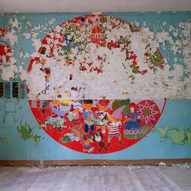 Wall Decoration Kindergarten : Kindergarten wall decoration flickr photo sharing