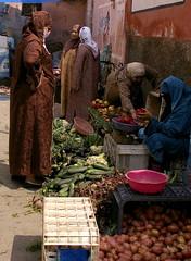 Mujeres en la Kashba