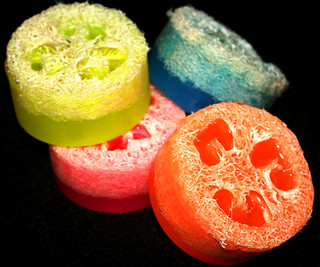 Foot Loofahs - You Crack Me Up
