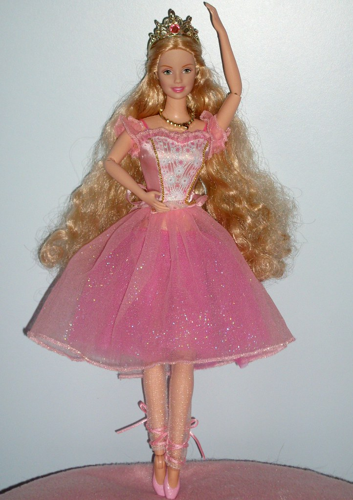 barbie in the nutcracker doll - photo #17