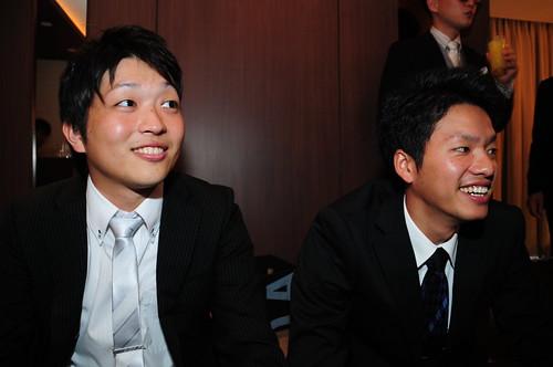 Hirohiko & Takumi