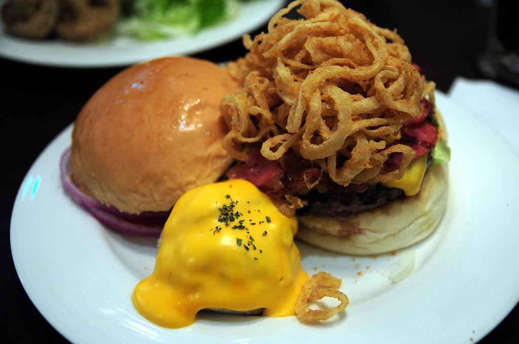 發福廚房 Bravo Burger 公館店