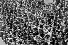 ancient history, people, crowd, monochrome photography, nazi concentration camps, monochrome, black-and-white,
