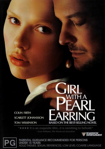 戴珍珠耳环的少女 Girl with a Pearl Earring(2003)