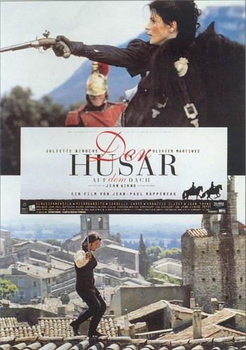 屋顶上的轻骑兵 Le hussard sur le toit(1995)