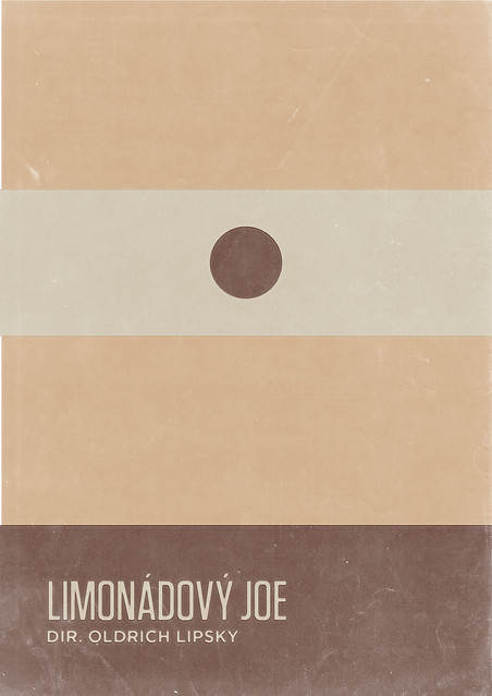 CZECH MINIMALIST MOVIE POSTERS 10
