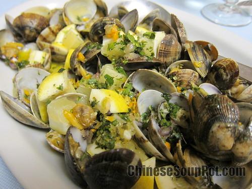 [photo-sailor style clams italian]