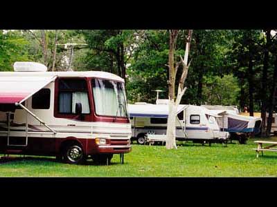 Camping Shalamar Lake (Niagara Falls, Ontario, Canada)