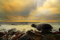 Seaspray at Mølen
