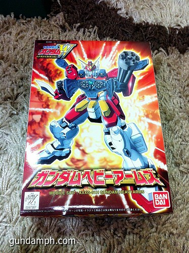 #4 144 NG Gundam Wing Complete List  1955 Make (Old School) (13)