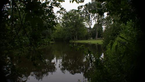 Vondelpark by Mdrewe