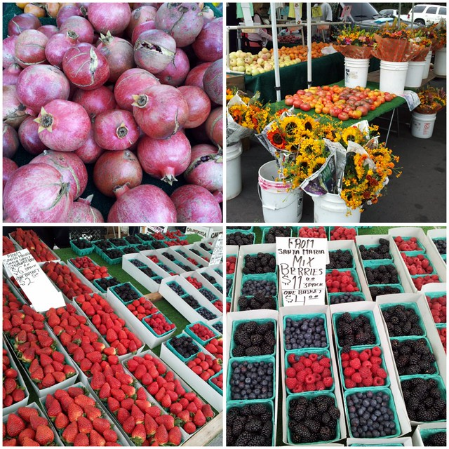 Farmers Market collage 2