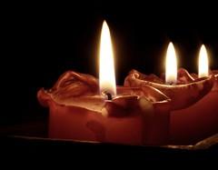 Winterzeit - Kerzenzeit