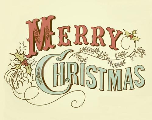 MerryChristmaswithHolly
