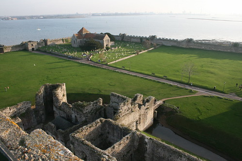 Portchester view
