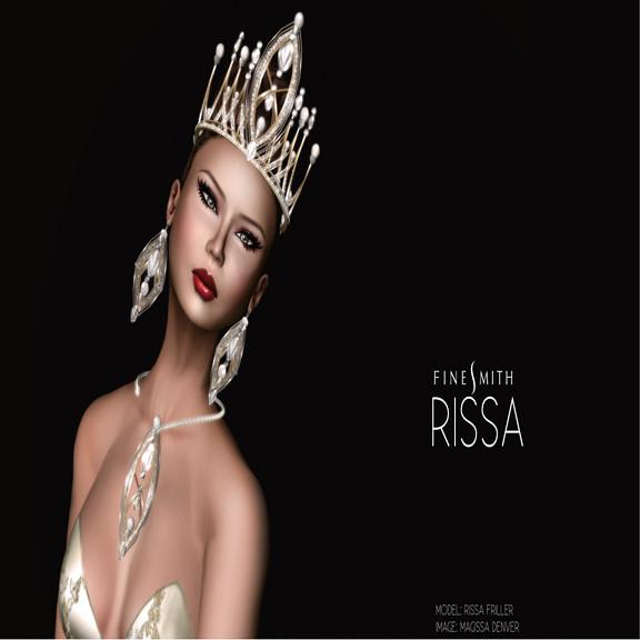 Rissa Crown Set