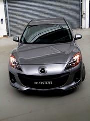 automobile, automotive exterior, wheel, vehicle, automotive design, mazda, mazda3, bumper, land vehicle,