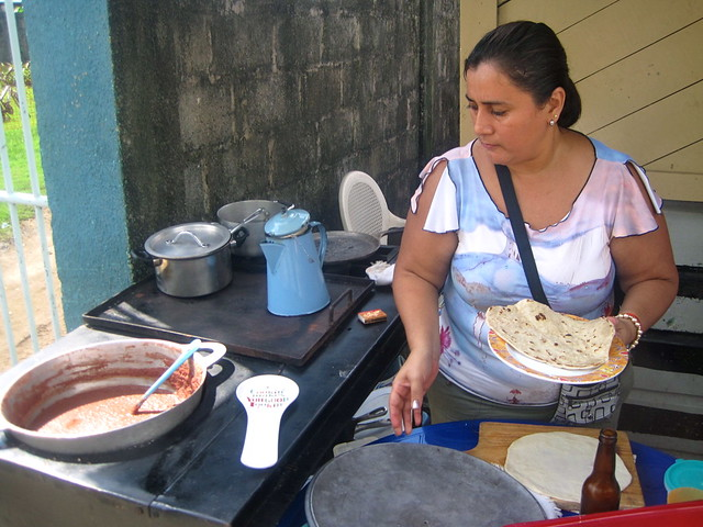 6381470955 572efbe60f z Honduras Traditional Food   Baleadas Home Cooked