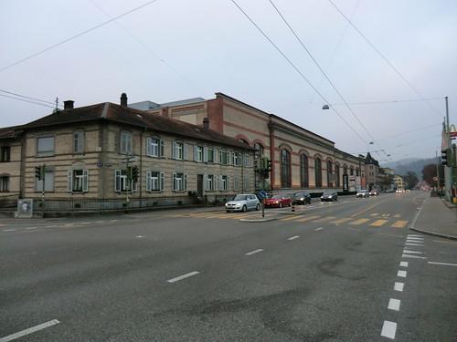 Winterthur in Switzerland