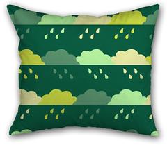furniture(0.0), aqua(0.0), teal(0.0), pattern(1.0), textile(1.0), green(1.0), pillow(1.0), throw pillow(1.0), cushion(1.0),