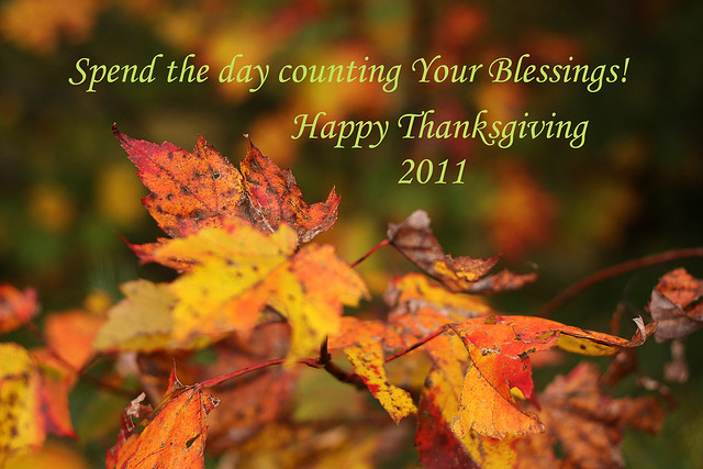 Happy Thanksgiving 2011