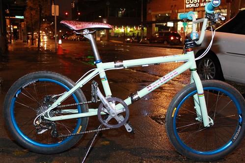Davidson BMX Kandy Raver