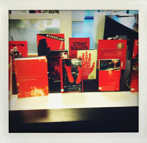Røde bøker#1