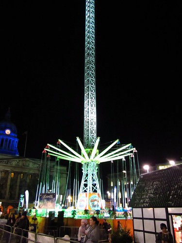 nottingham christmas fair