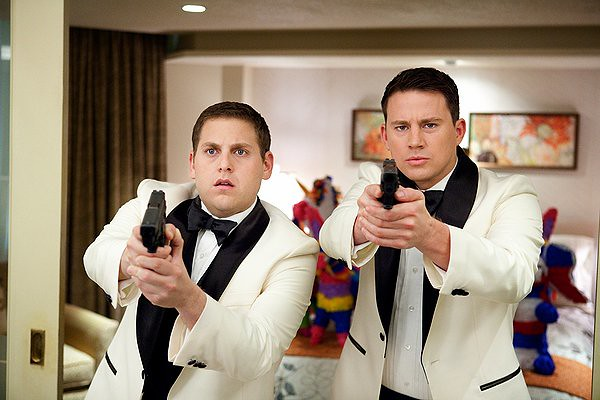 Jonah Hill and Channing Tatum prove to be more than just recycled material in 21 JUMP STREET.