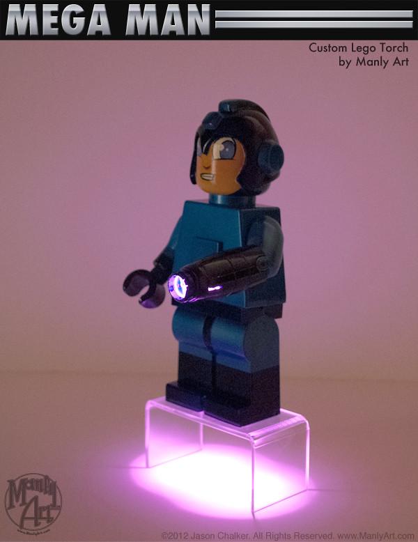 Lego Mega Man Custom