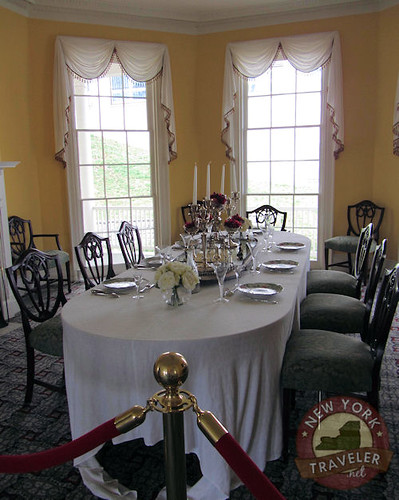 The Grange Dining Room