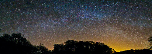Milky Way before the dawn. by Mick Hyde