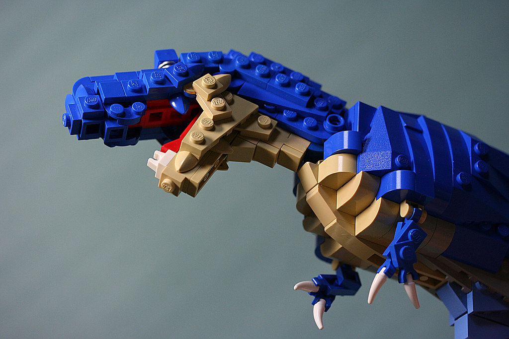 Carnotaurus: A LEGO® creation by Noah . : MOCpages.com