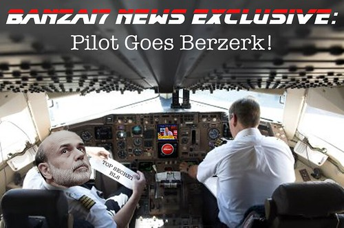 PILOT GOES BERZERK! by Colonel Flick