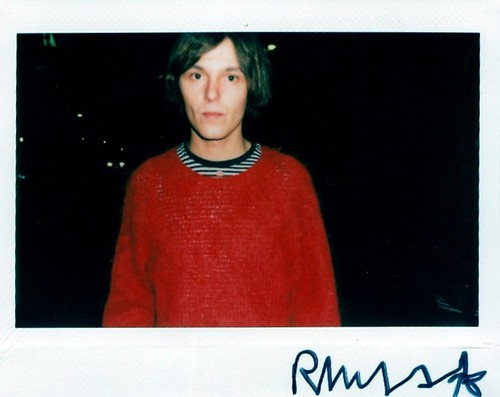 Rhys Webb / The Horrors
