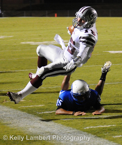Gardendale (AL) United States Picture : Preps Football TCHS vs. Gardendale