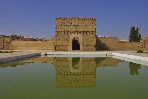 Ilustrasi: Istana di Maroko