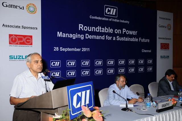 Mr S Kabilan, Chairman, Tamil Nadu Electricity Regulatory Commission