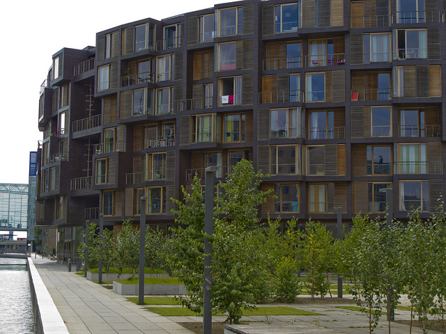 Copenhagen Campus Dorms