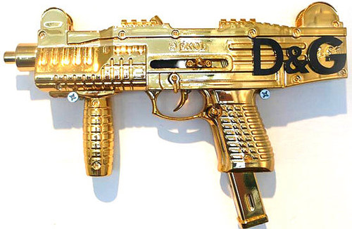D Amp G Gold Gun Flickr Photo Sharing