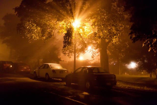 Night Fog - Albany, NY - 2011, Sep - 07.jpg