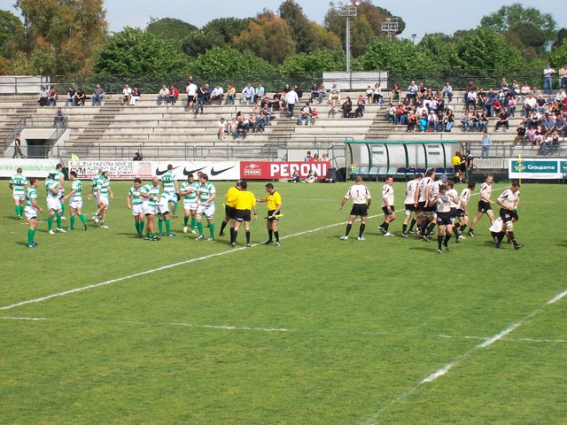 Rugby roma benetton treviso inizio flickr photo sharing for Benetton roma