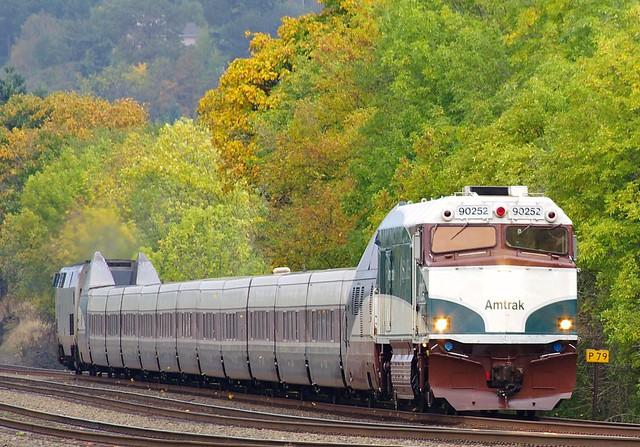 Amtrak #500