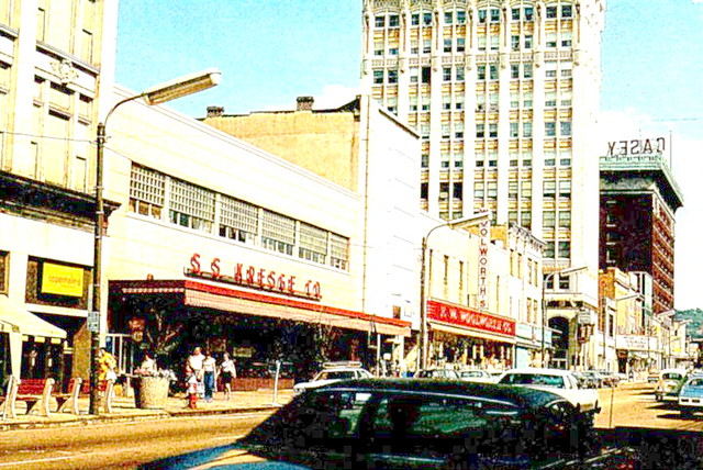 f w woolworth and s s kresge store in scranton bright flickr photo sharing. Black Bedroom Furniture Sets. Home Design Ideas