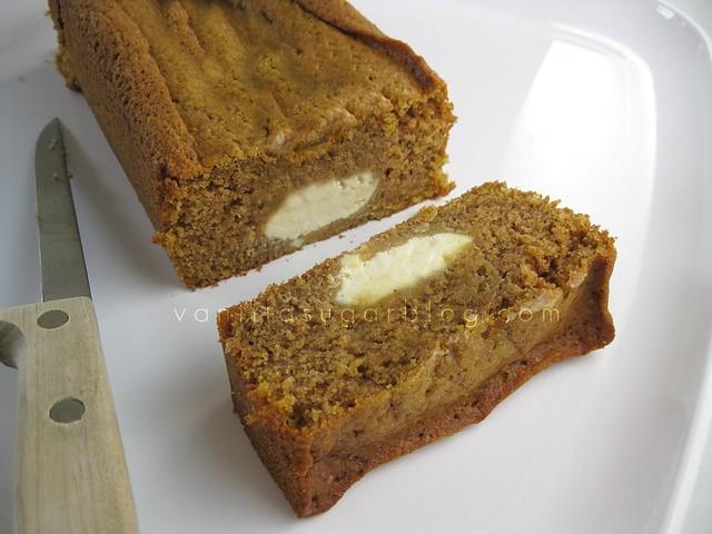 quick & easy pumpkin-cream cheese swirl bread | Flickr - Photo Sharing ...