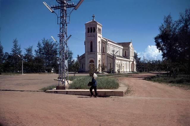 La Vang Church in Quang Tri - 1968