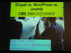 CMS Smackdown!