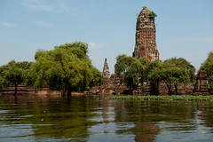 Flood in Ayutthaya 2011 #40