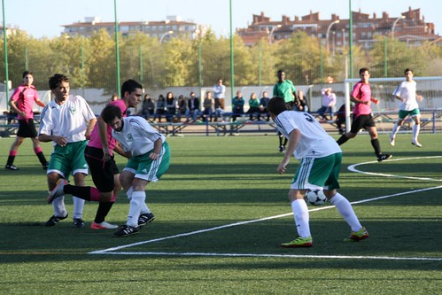 Peñas Oscenses 1 - Altorricón 2 (30/10/2011)
